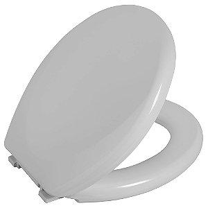 Assento Sanitário Convencional Reforçado PP Almofadado TAR/AS Branco Astra
