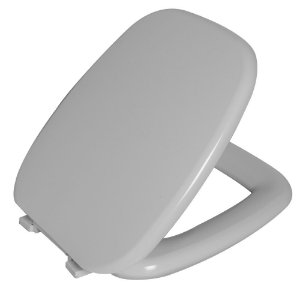 Assento Sanitário Versato PP Almofadado TVT/K Branco Astra
