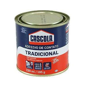 Cola Contato Cascola Tradicional 195g Henkel
