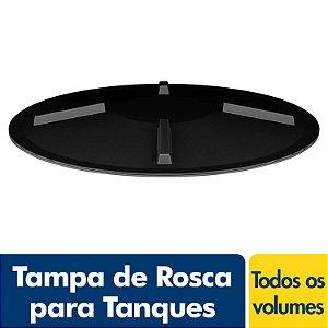 Tampa Roscável para Tanque Fortplus com Anel Injetado Fortlev