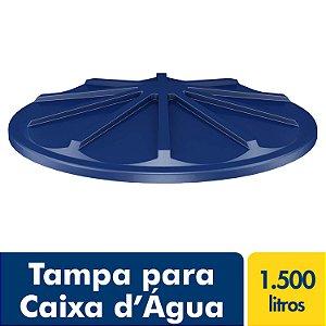 Tampa para Caixa D'água Polietileno 1.500L Fortlev