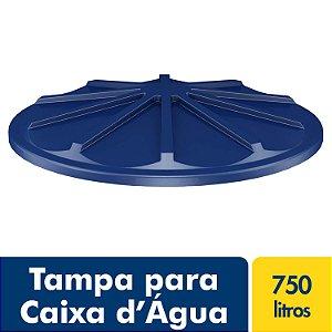 Tampa para Caixa D'água Polietileno 750L Fortlev