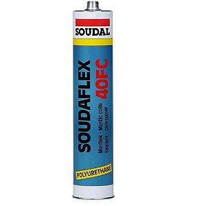 Soudaflex 40FC Cinza 300ml/390gr Soudal