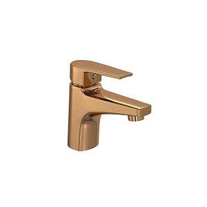 Misturador Monocomando de Mesa Bica Baixa para Lavatório Level 2875.GL26.RD Red Gold Deca