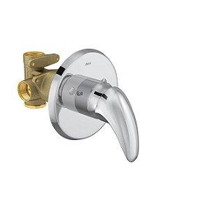 Misturador Monocomando de Chuveiro para Baixa e Alta Pressão Smart 2993.C71.034 Deca
