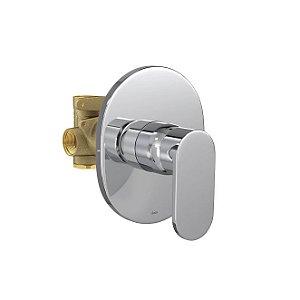 Misturador Monocomando de Chuveiro para Baixa e Alta Pressão Drop 2993.C91.034 Deca