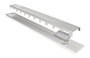 Ralo Linear Elleve Multimaster Line Tampa Inox 160cm 283 Ralo Linear