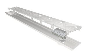 Ralo Linear Elleve Multimaster Line Tampa Oculta 200cm 806 Ralo Linear