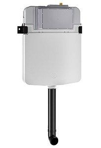 Caixa de Descarga Embutida G.3008 para Alvenaria e Drywall - Bacia Convencional 00949000 Docol