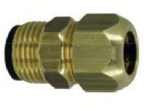 Adaptador 1/2 BSP (E) x Engate Rápido 3/8 TM 2048 Roco