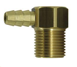 Adptador Vertical p/ Gás 1/2(E) c/ Emenda 3/8 2094 Roco