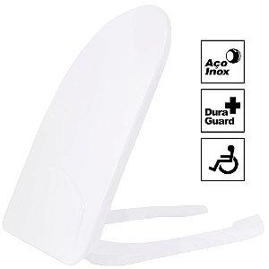 Assento Vogue Plus Conforto PP Convencional Branco Tupan