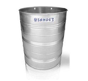 Caixa D'Água em Aço Inox com Tampa 2.000L EP Sander