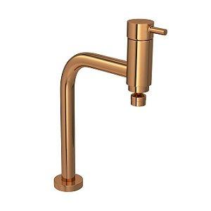 Misturador Monocomando para Cozinha de Mesa Link 2256.GL.LNK.RD Red Gold Deca