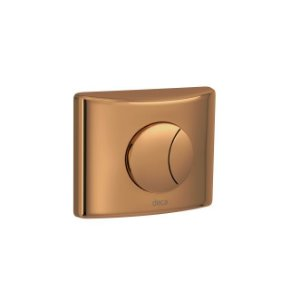 Acabamento para Válvula Hydra Duo 4900.GL.DUO.RD Red Gold Deca
