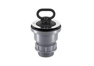 Válvula de Escoamento para Tanque sem Ladrão 1.1/2 e 1.1/4 1606C Duo Deca