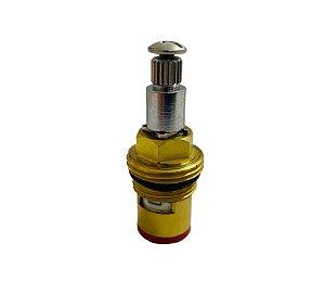 Reparo MVC para Torneira 1/4 de Volta M18 Estria Docol Vermelho Cód.129-V Cemix