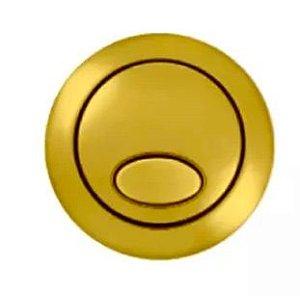 Botão de Acionamento Duplo para Caixa Acoplada Gold SI.14.GL Deca