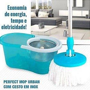 Perfect Mop Urban Inox