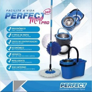 Perfect Mop Pro 360 Inox