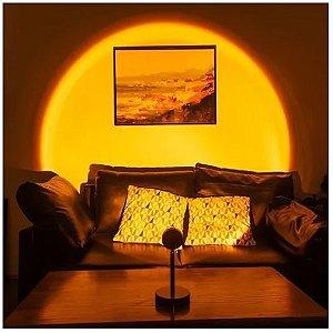 Luminária Projetora Sol