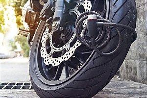Cadeado Anti-furto Bloqueador De Bicicletas Motos Luatek