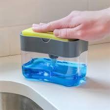 Dispenser Detergente