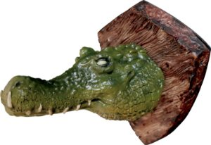 CROCODILE - HEAD HUNTER COLLECTION