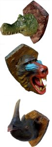 Kit Head Hunter - Tronco Grátis