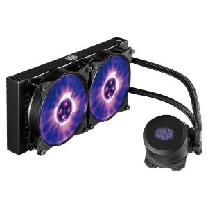Water Cooler Cooler Master MasterLiquid ML240L RGB MLW-D24M-A20PC-R1