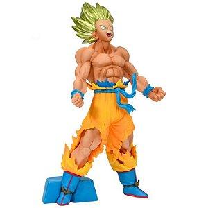 Action Figure Dragon Ball Z - Blood of Saiajins - SON GOKU