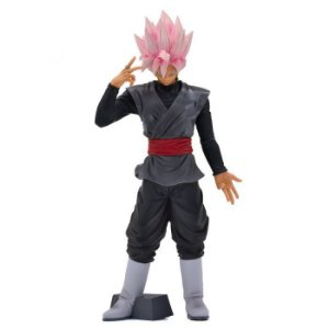 Action figure Dragon Ball Super  Resolutions of Soldier  Goku Black Rose GRANDISTA