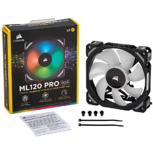 Cooler Corsair Ml120 Pro Rgb 1 X 120mm Co-9050075-ww