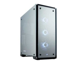 Gabinete Corsair Crystal Series 570X RGB Tempered Glass PN # CC-9011126-WW