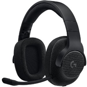 Headset Gamer Logitech G433 7.1 Surround Drivers Pro-G Preto