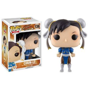 Funko Pop Chun Li  Street Fighter 136