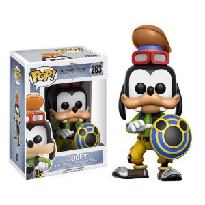 Funko Pop! Kingdom Hearts - Goofy Pateta Disney 263