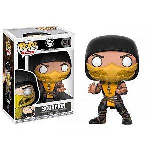 Funkopop Scorpion 250 - Mortal Kombat X