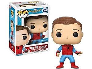 Funko Pop Spider-man Homem Aranha Homemade Suit 223