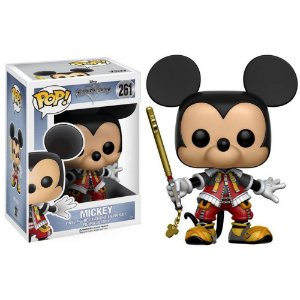 Funko Pop Mickey Mouse - Kingdom Hearts