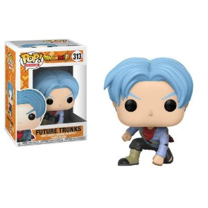 Funko Pop Anime: Dragon Ball Super - Future Trunks #313