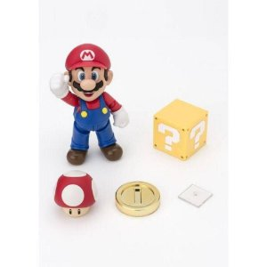 Super Mario (new Package) S.h. Figuarts - Bandai