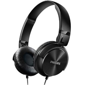 Headphone Philips P2, Driver 32mm, Preto - SHL3060BK