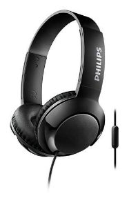 Headphone Philips Preto SHL3075