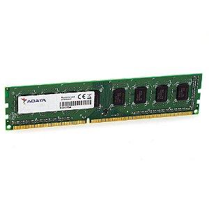 Memória ADATA 4GB 1600Mhz DDR3 CL11 - AD3U1600W4G11-S
