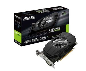 PLACA DE VÍDEO ASUS GEFORCE GTX 1050 2GB GDDR5, PH-GTX1050-2G