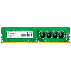 Memória A-DATA Premier 4GB CL19 2666MHz DDR4 DIMM PN # AD4U2666J4G19-S