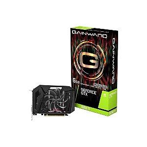 Placa de Vídeo NVIDIA GTX 1660 TI 6GB GAINWARD NE6166T018J9-161F