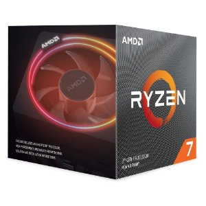 Processador AMD Ryzen 7 3700X 3.6GHz 36Mb AM4 Wraith Prism Cooler