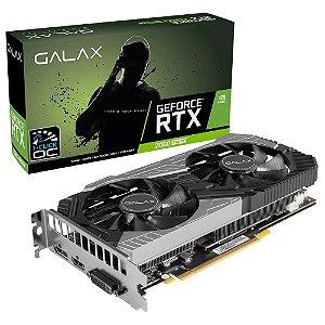 GPU NV RTX2060 8GB SUPER 1CLICK OC 256B GALAX